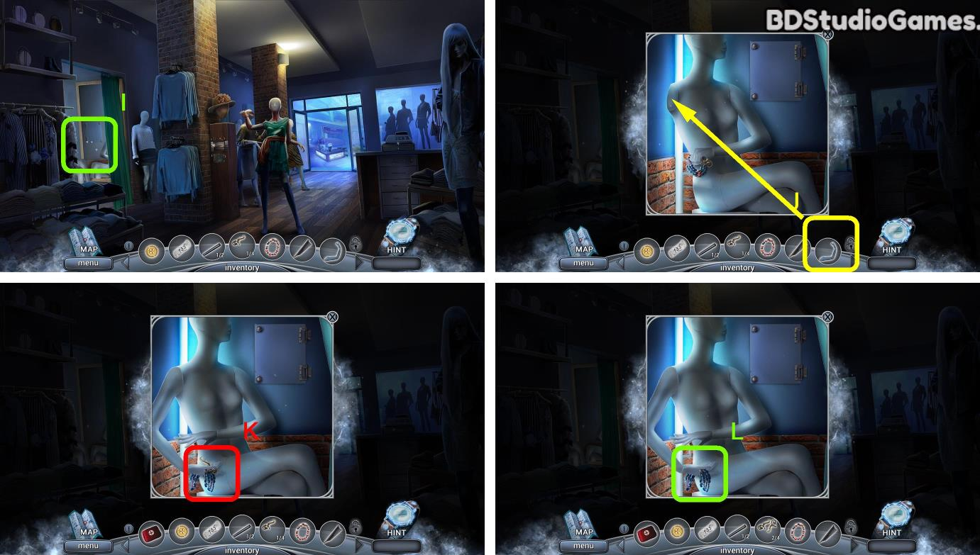 Paranormal Files: Enjoy the Shopping Walkthrough Screenshot 0020