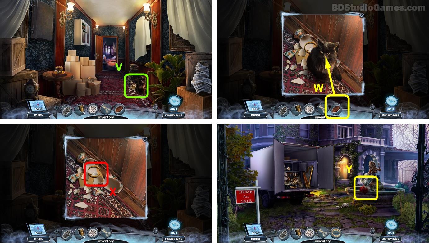 Paranormal Files: Fellow Traveler Bonus Chapter Walkthrough Screenshot