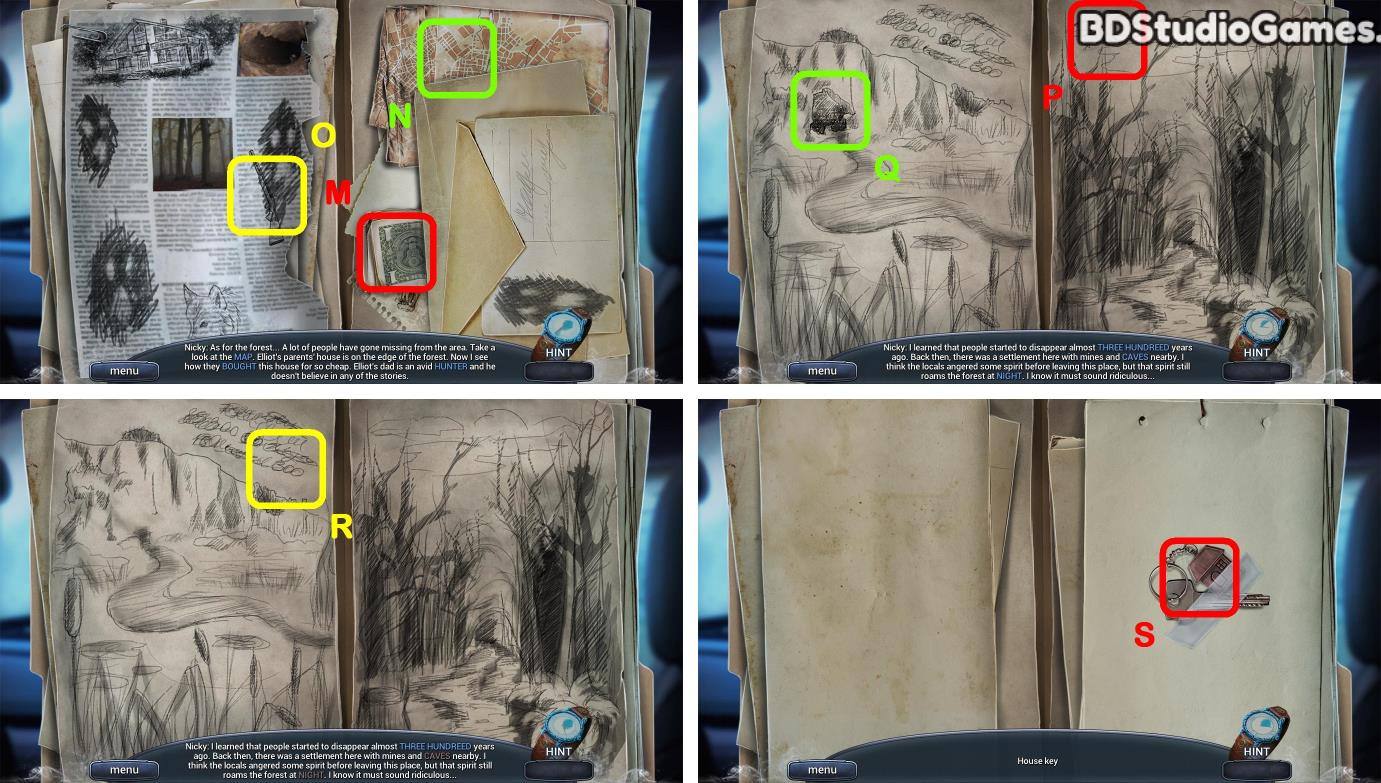 Paranormal Files: The Tall Man Walkthrough Screenshot 0003