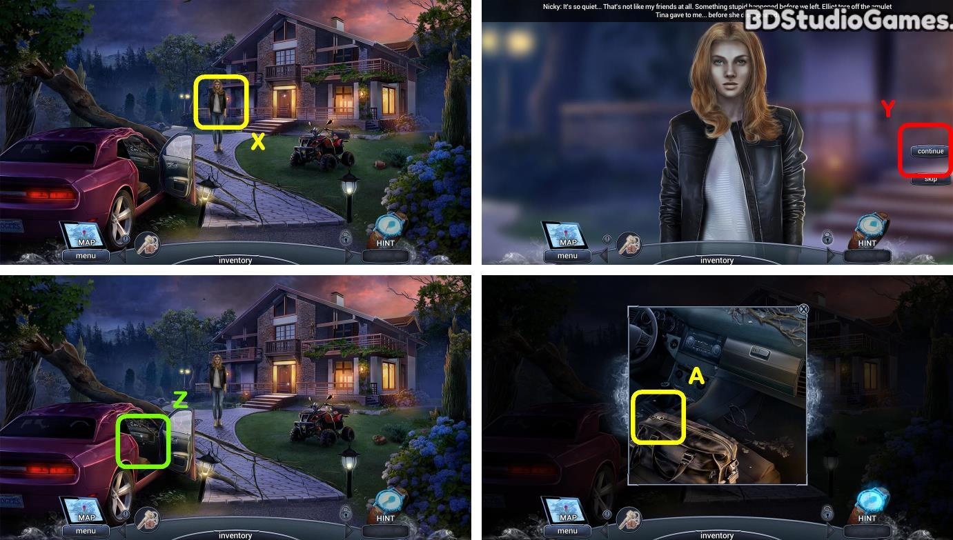 Paranormal Files: The Tall Man Walkthrough Screenshot 0005