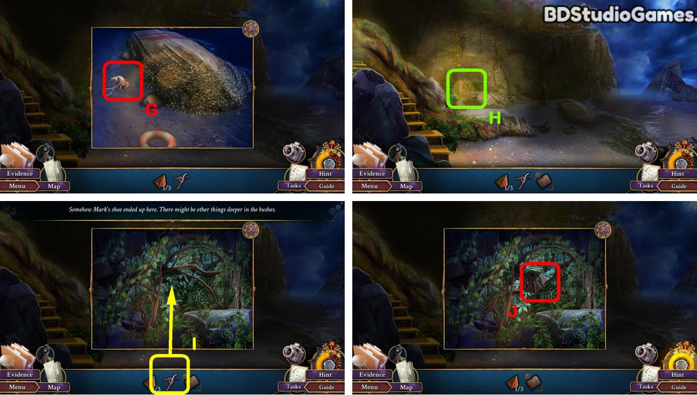Path of Sin: Greed Walkthrough Screenshot 0015