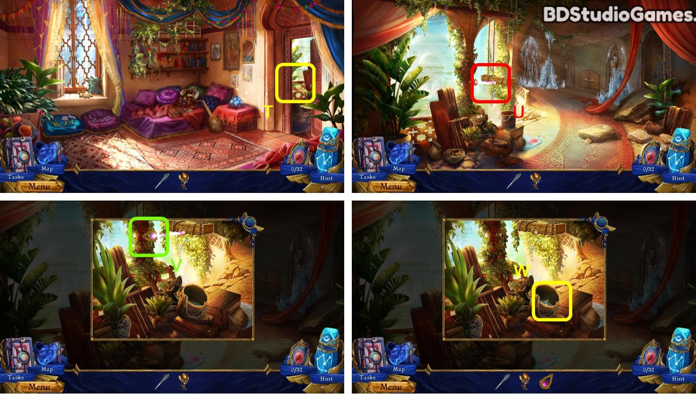 Persian Nights 2: The Moonlight Veil Walkthrough Screenshot 0012