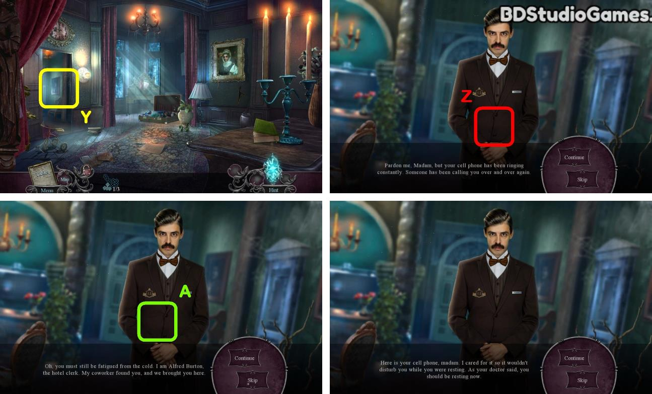 Phantasmat: Buried Memories Beta Version Walkthrough Screenshot 0015