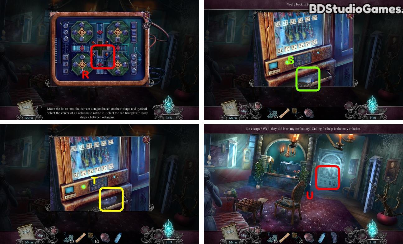 Phantasmat: Buried Memories Beta Version Walkthrough Screenshot 0041