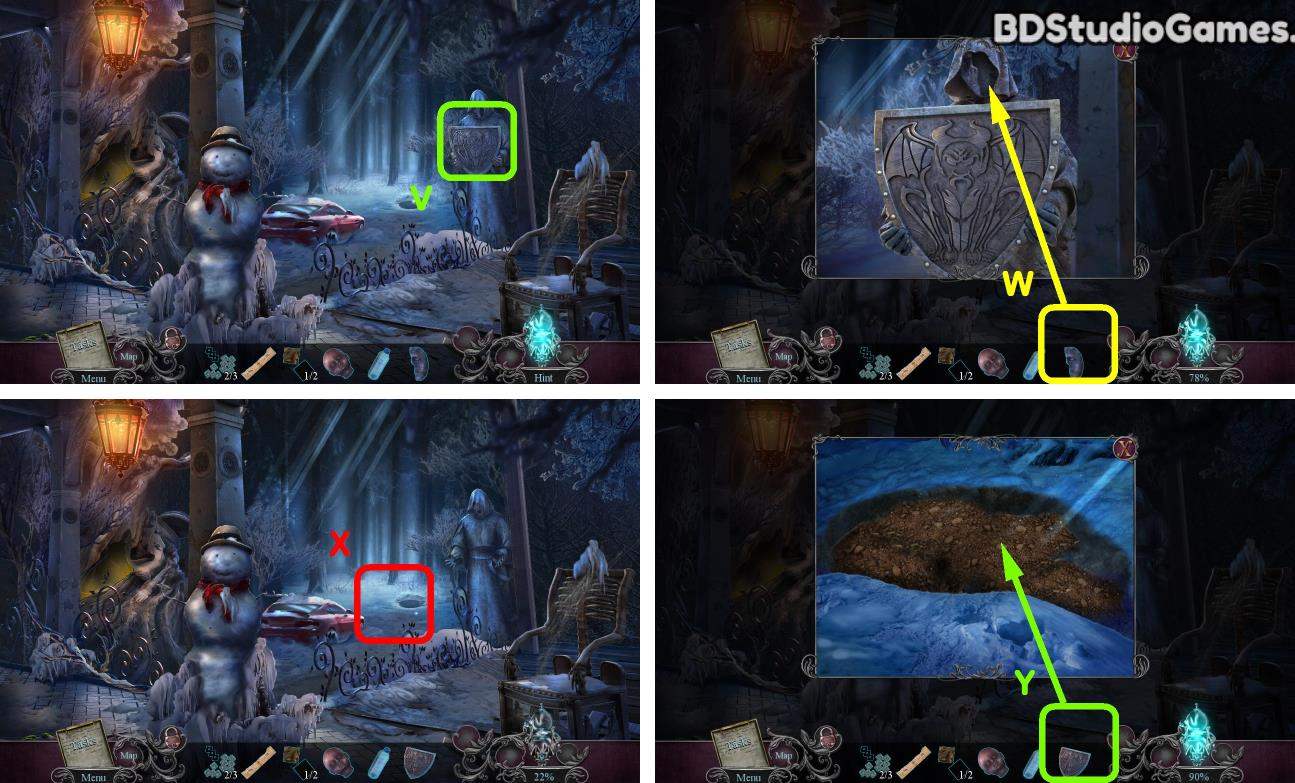 Phantasmat: Buried Memories Beta Version Walkthrough Screenshot 0042