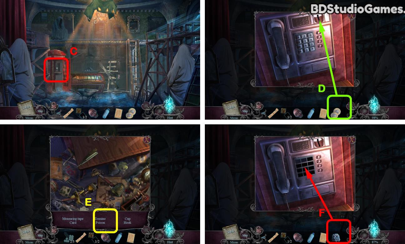 Phantasmat: Buried Memories Beta Version Walkthrough Screenshot 0044