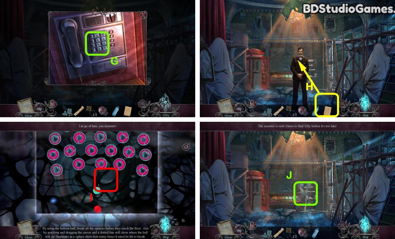 Phantasmat: Buried Memories Beta Version Walkthrough Screenshot 0045