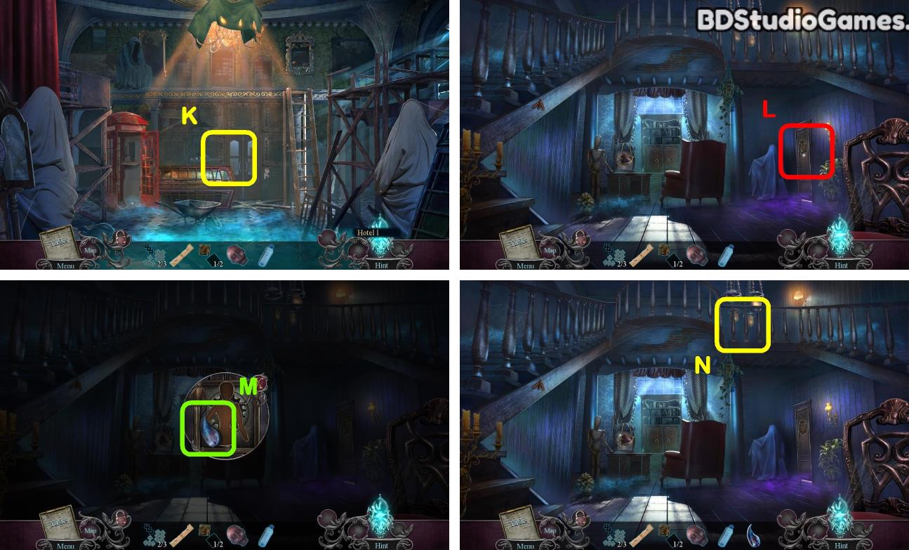 Phantasmat: Buried Memories Beta Version Walkthrough Screenshot 0046