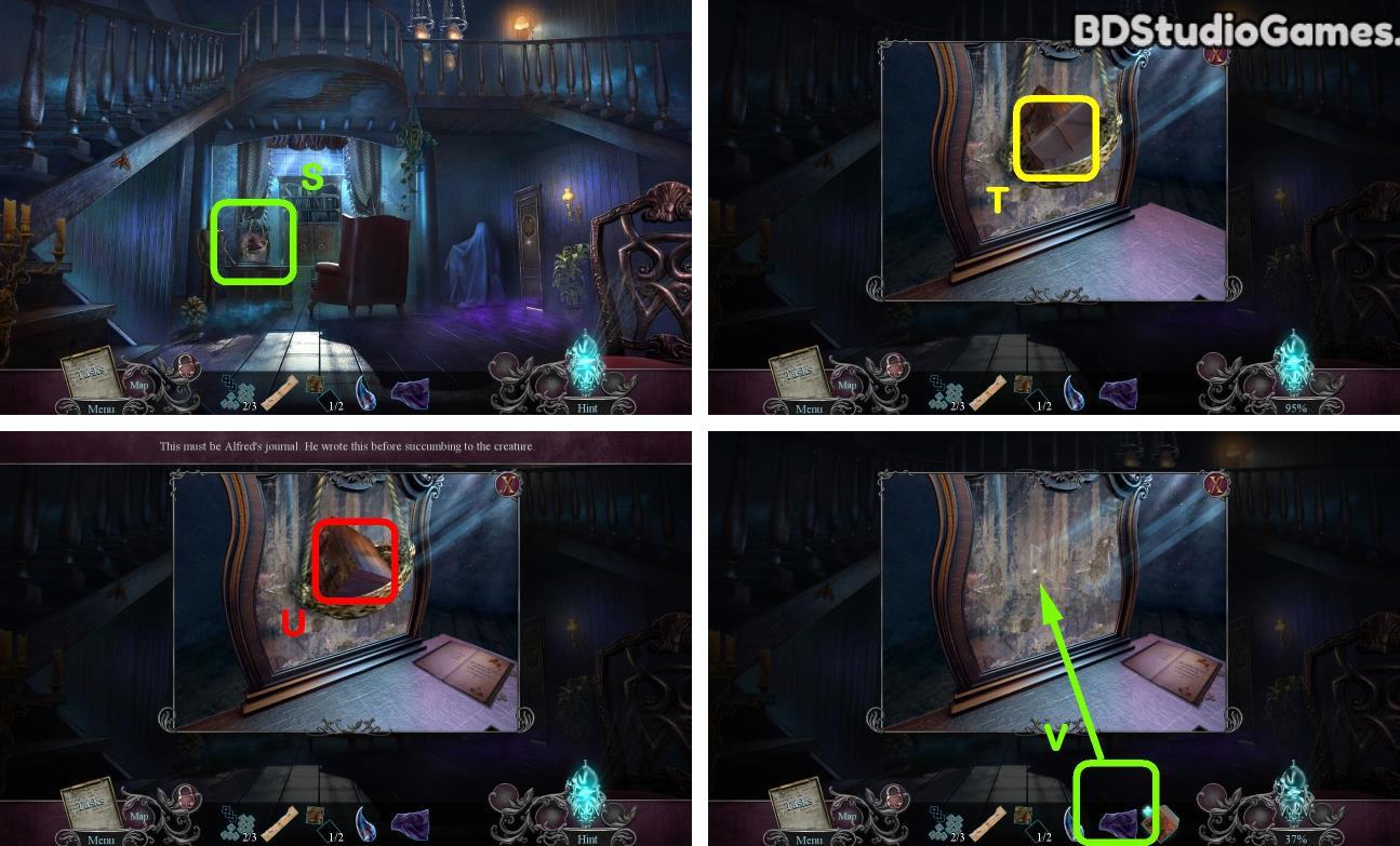 Phantasmat: Buried Memories Beta Version Walkthrough Screenshot 0048