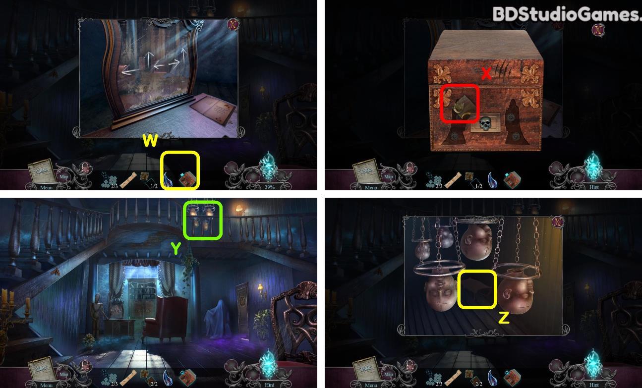 Phantasmat: Buried Memories Beta Version Walkthrough Screenshot 0049