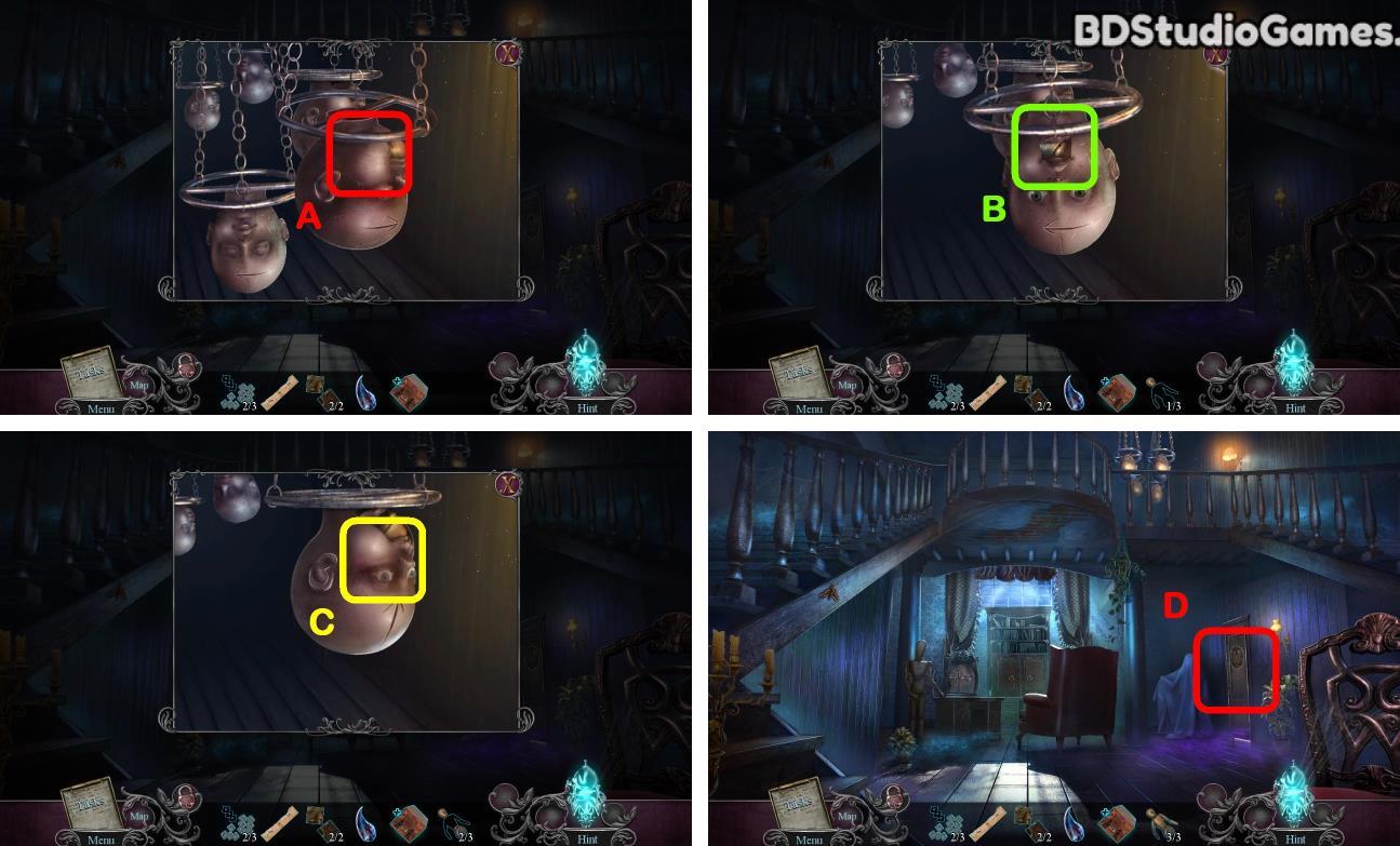 Phantasmat: Buried Memories Beta Version Walkthrough Screenshot 0050