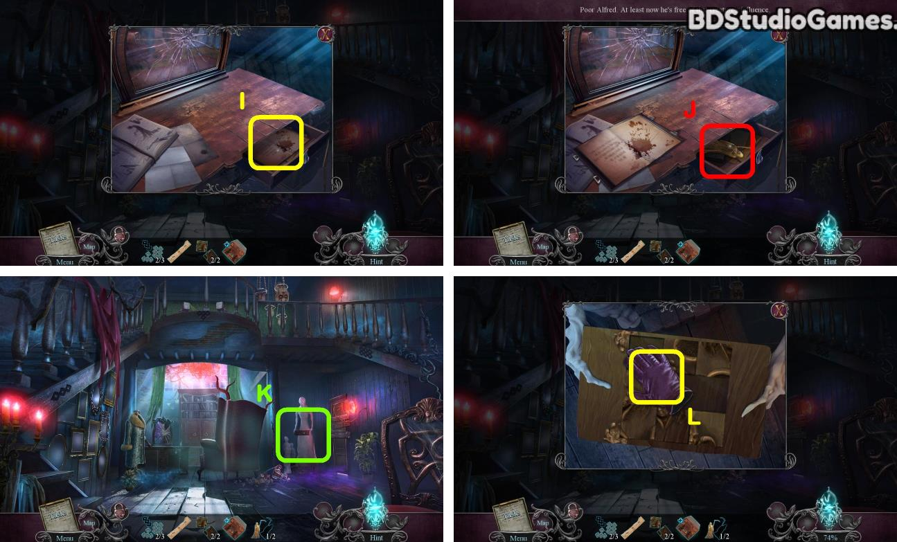 Phantasmat: Buried Memories Beta Version Walkthrough Screenshot 0052