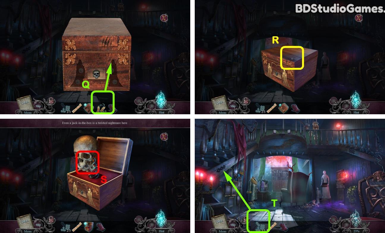 Phantasmat: Buried Memories Beta Version Walkthrough Screenshot 0054