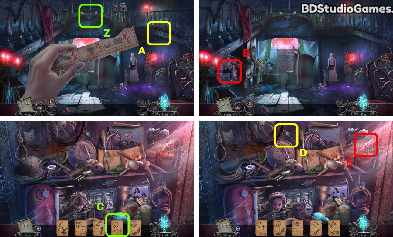 Phantasmat: Buried Memories Beta Version Walkthrough Screenshot 0056