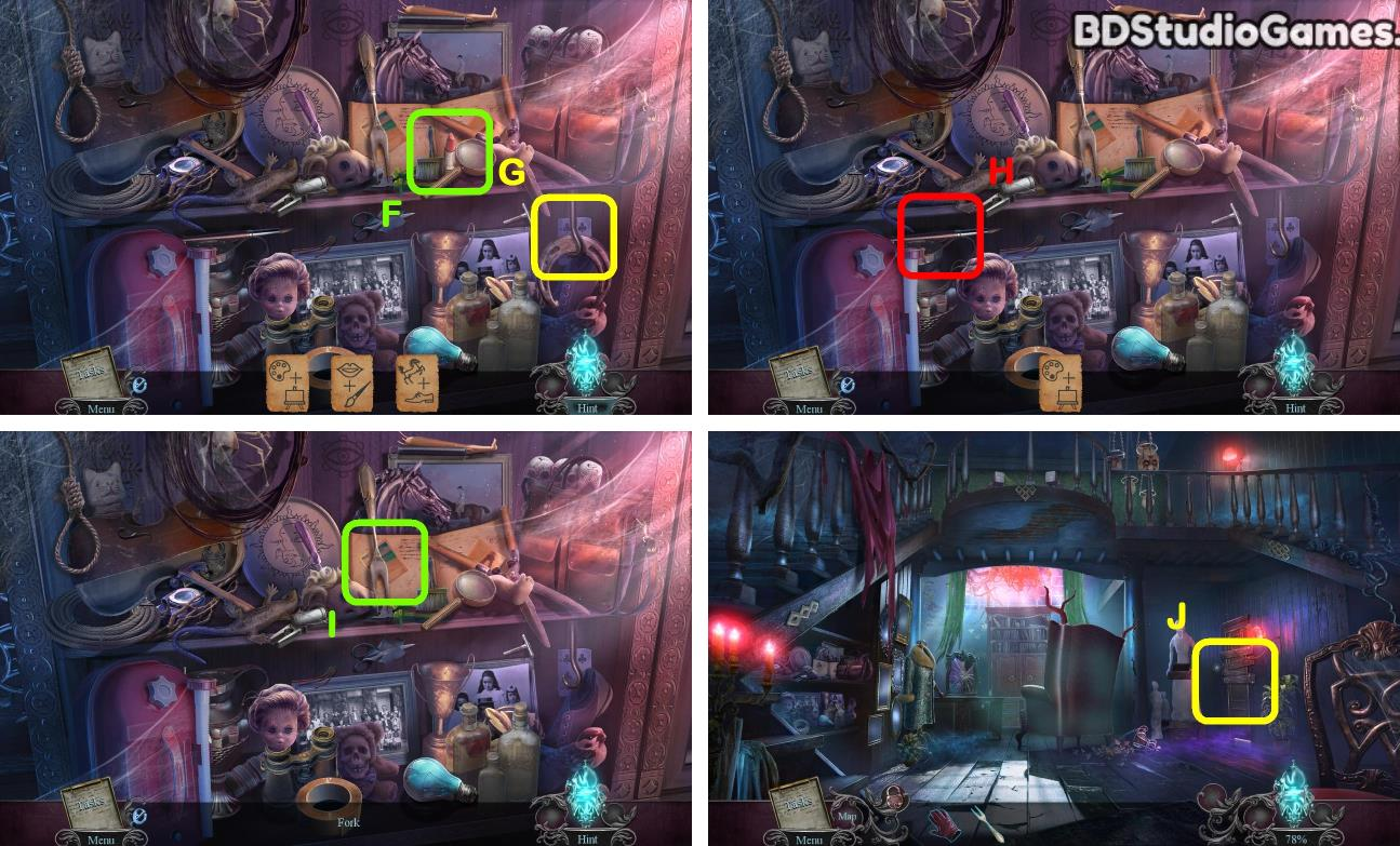 Phantasmat: Buried Memories Beta Version Walkthrough Screenshot 0057