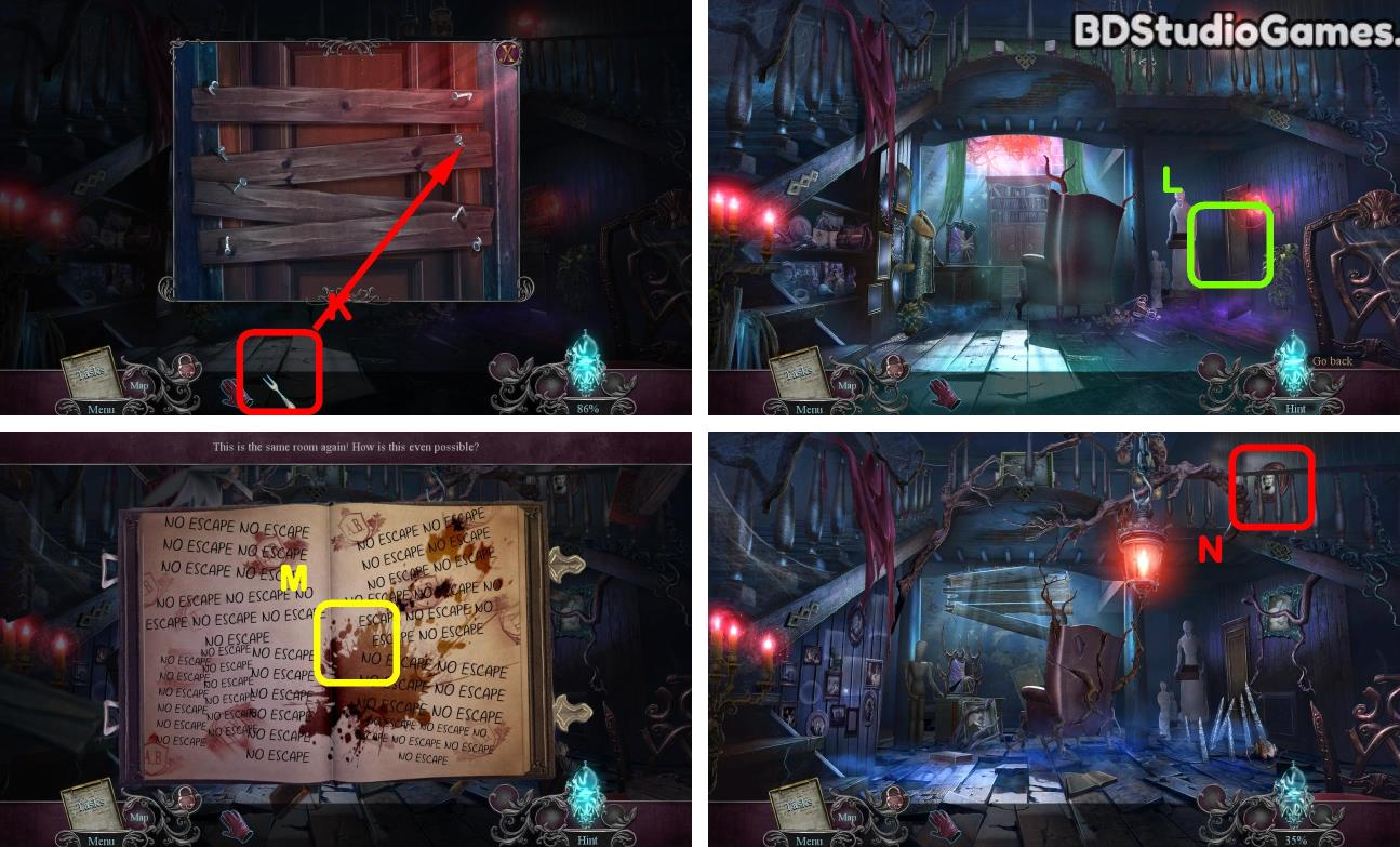 Phantasmat: Buried Memories Beta Version Walkthrough Screenshot 0058