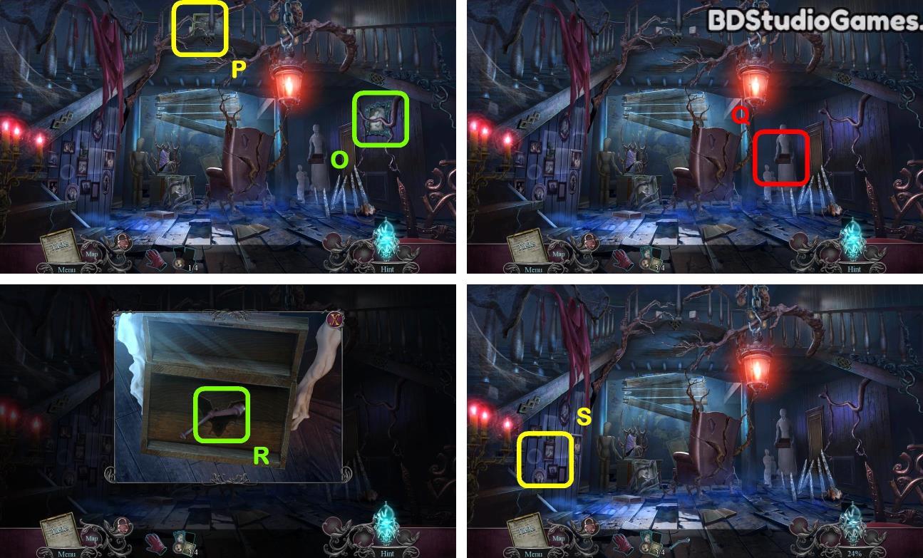 Phantasmat: Buried Memories Beta Version Walkthrough Screenshot 0059