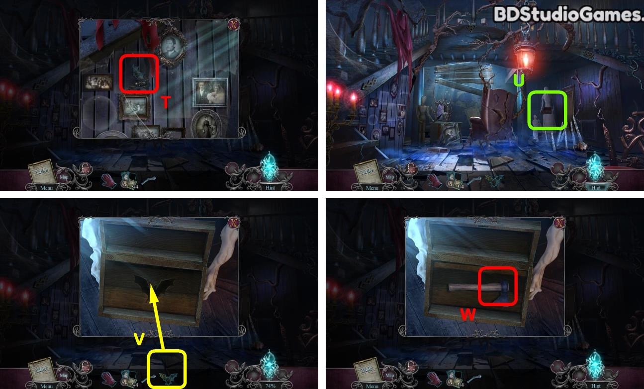 Phantasmat: Buried Memories Beta Version Walkthrough Screenshot 0060