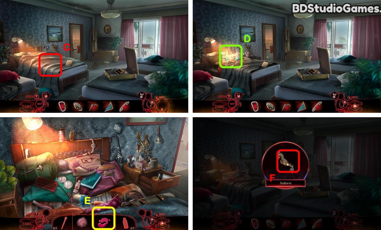 Phantasmat: Death in Hardcover Walkthrough Screenshot 0030