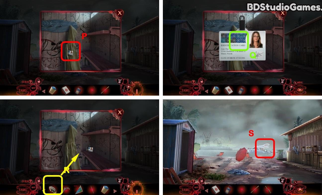 Phantasmat: Death in Hardcover Walkthrough Screenshot 0039