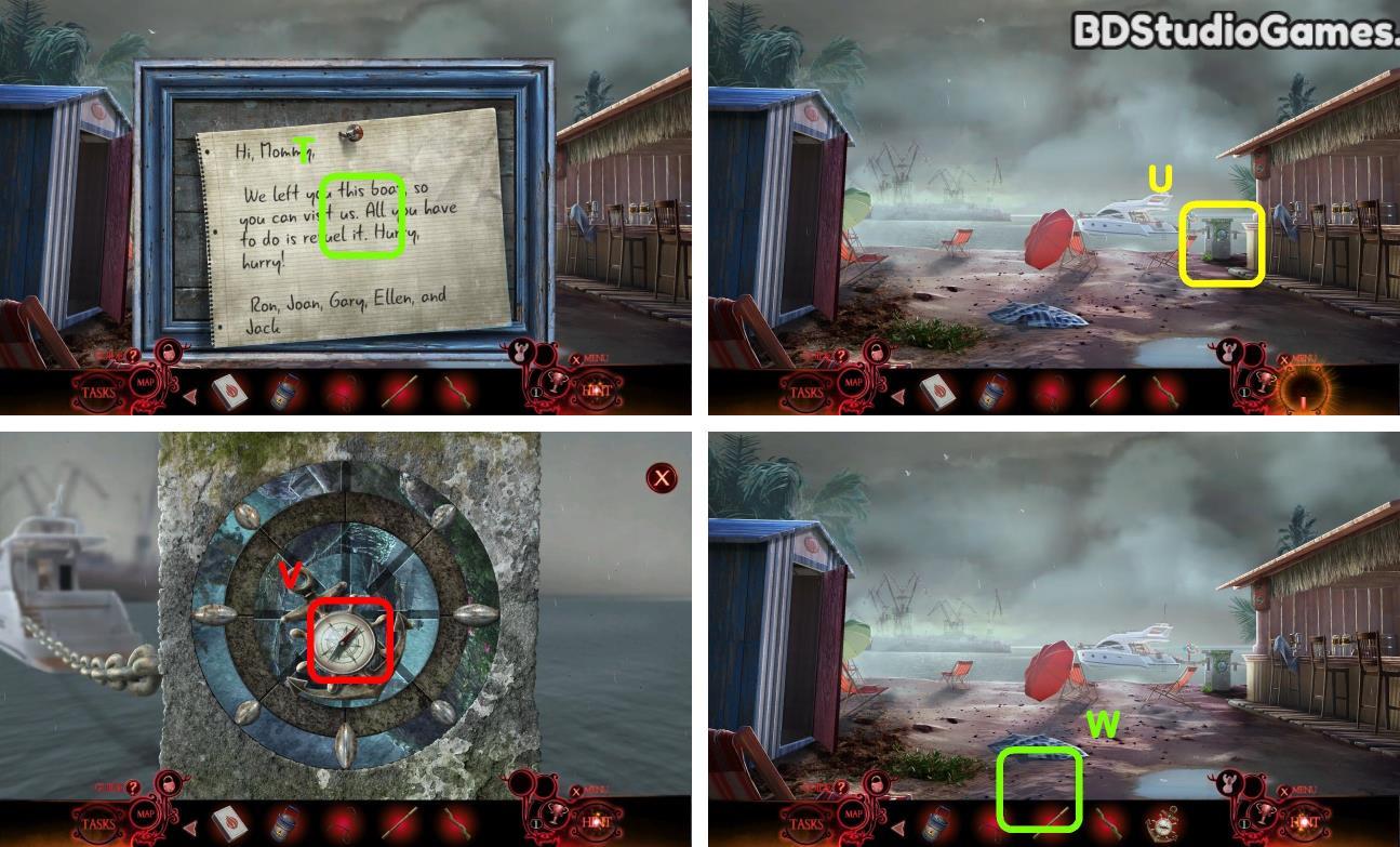 Phantasmat: Death in Hardcover Walkthrough Screenshot 0040