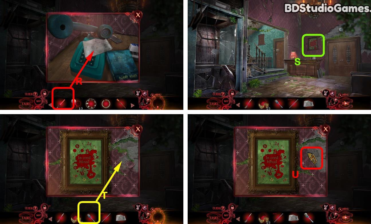Phantasmat: Death in Hardcover Walkthrough Screenshot 0145