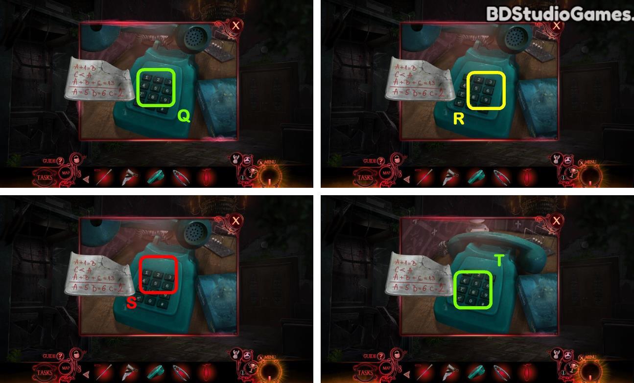 Phantasmat: Death in Hardcover Walkthrough Screenshot 0158
