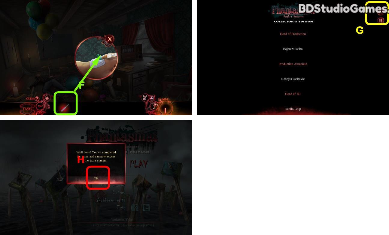 Phantasmat: Death in Hardcover Walkthrough Screenshot 0215