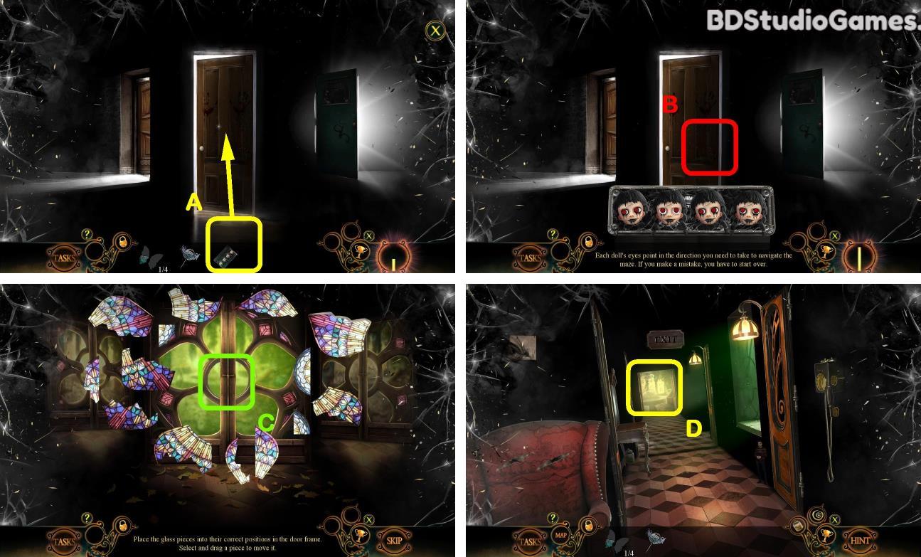 Phantasmat: Deja Vu Walkthrough Screenshot 0024