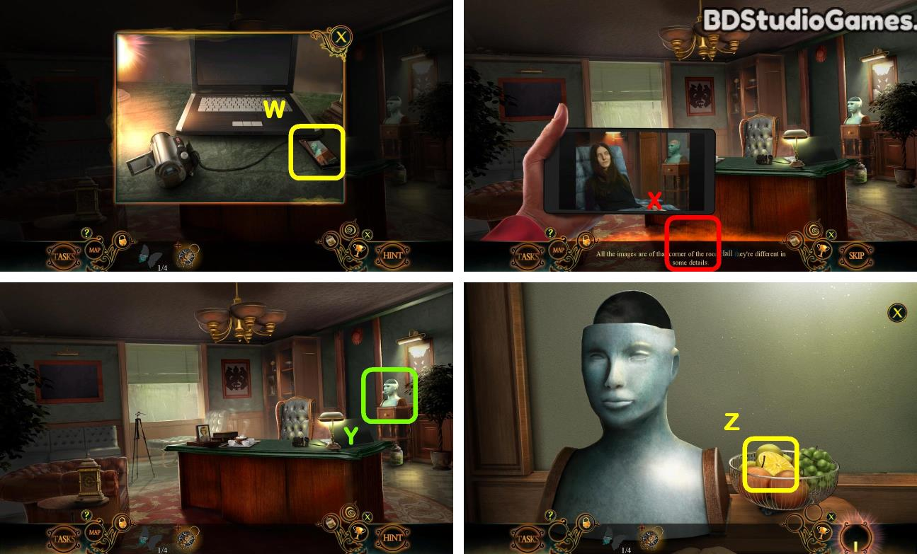 Phantasmat: Deja Vu Walkthrough Screenshot 0036