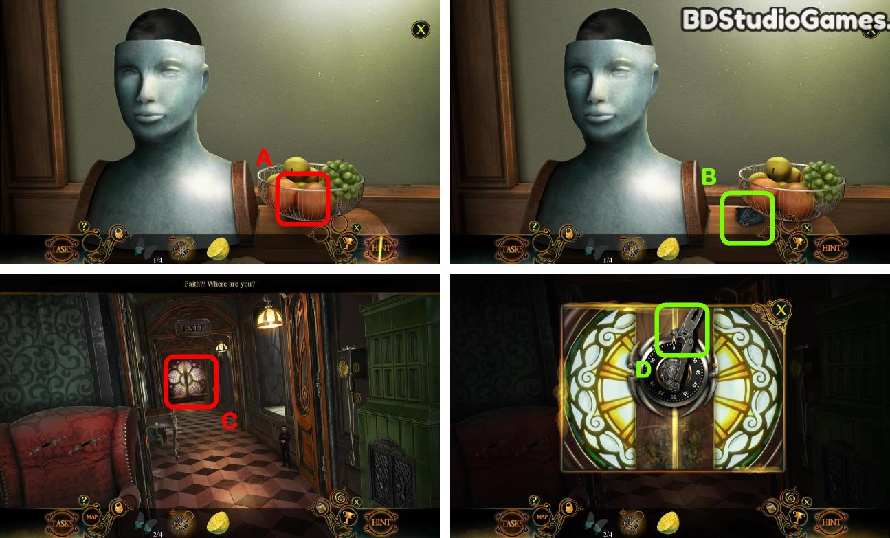 Phantasmat: Deja Vu Walkthrough Screenshot 0037