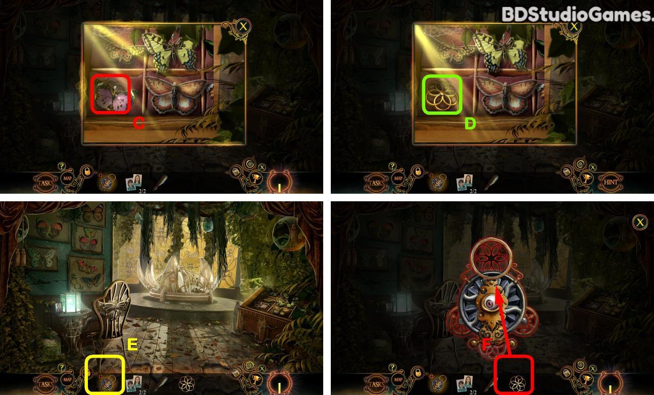 Phantasmat: Deja Vu Walkthrough Screenshot 0044