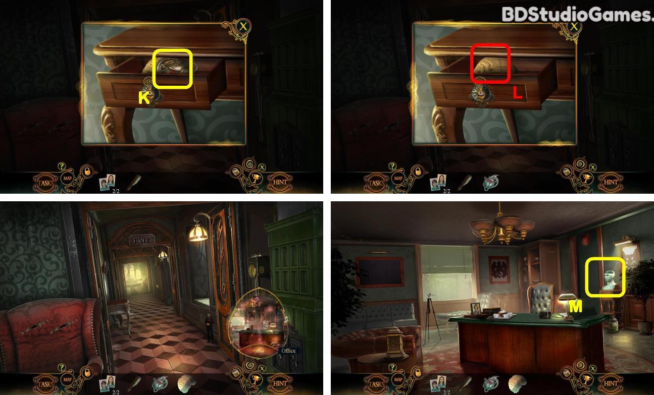 Phantasmat: Deja Vu Walkthrough Screenshot 0046