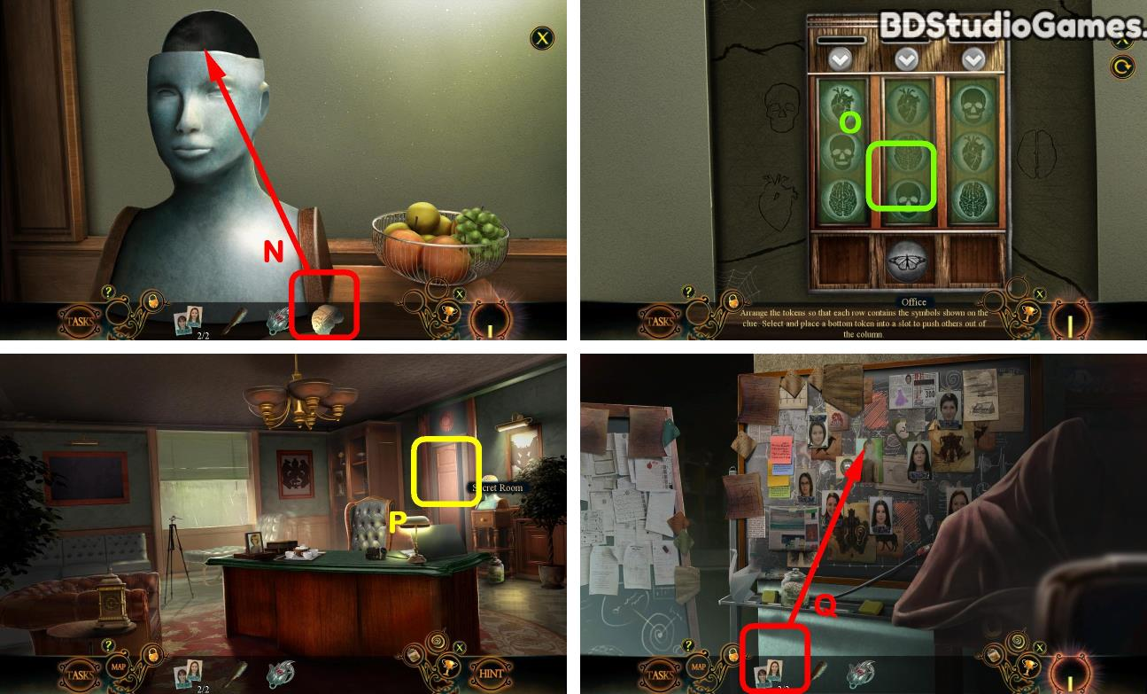 Phantasmat: Deja Vu Walkthrough Screenshot 0047