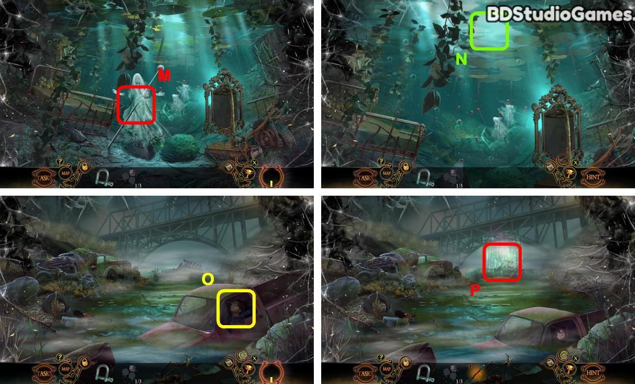 Phantasmat: Deja Vu Walkthrough Screenshot 0060