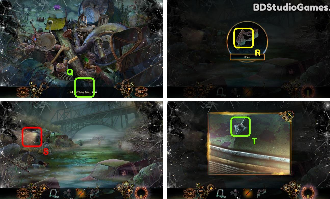 Phantasmat: Deja Vu Walkthrough Screenshot 0061