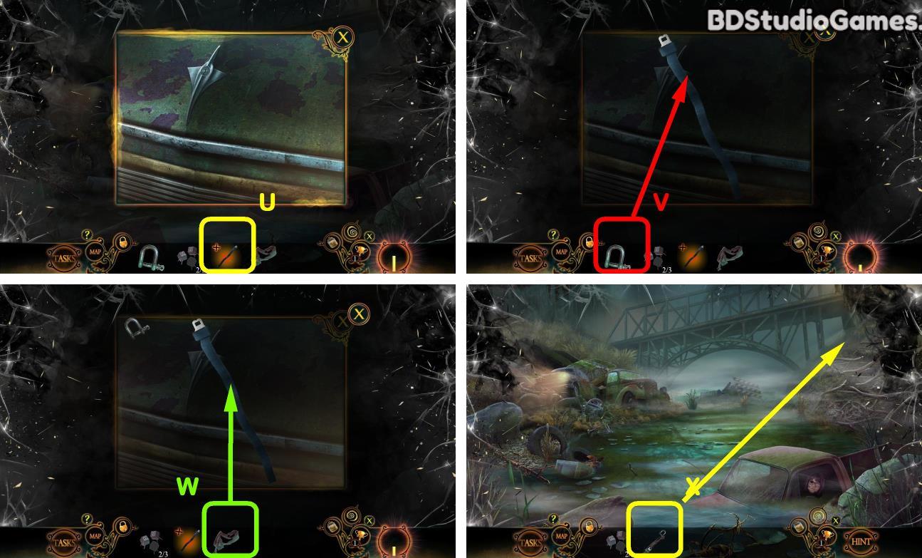 Phantasmat: Deja Vu Walkthrough Screenshot 0062