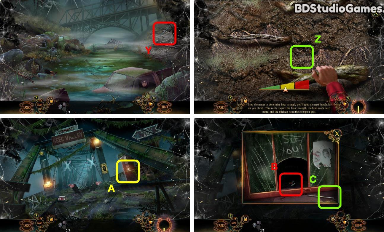 Phantasmat: Deja Vu Walkthrough Screenshot 0063