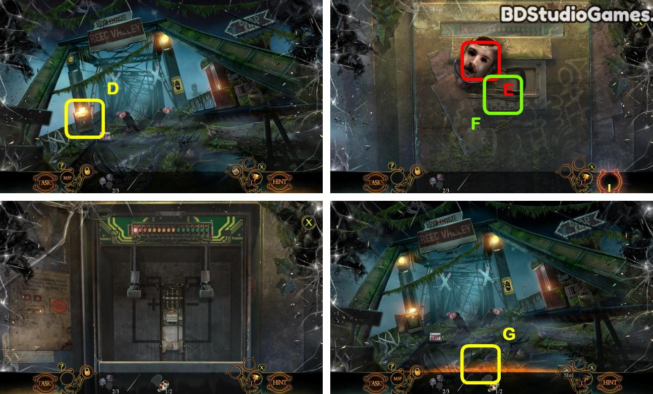 Phantasmat: Deja Vu Walkthrough Screenshot 0064
