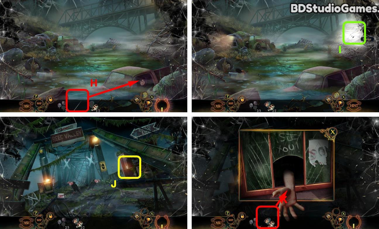 Phantasmat: Deja Vu Walkthrough Screenshot 0065