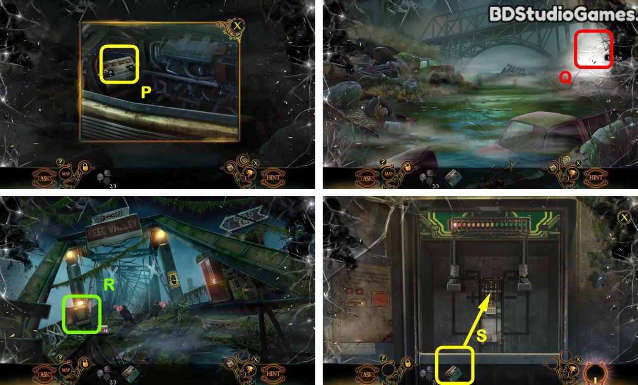 Phantasmat: Deja Vu Walkthrough Screenshot 0067