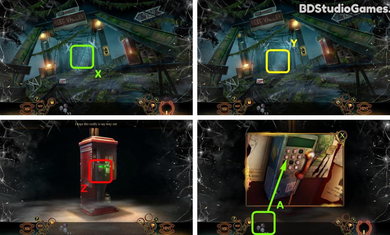 Phantasmat: Deja Vu Walkthrough Screenshot 0069