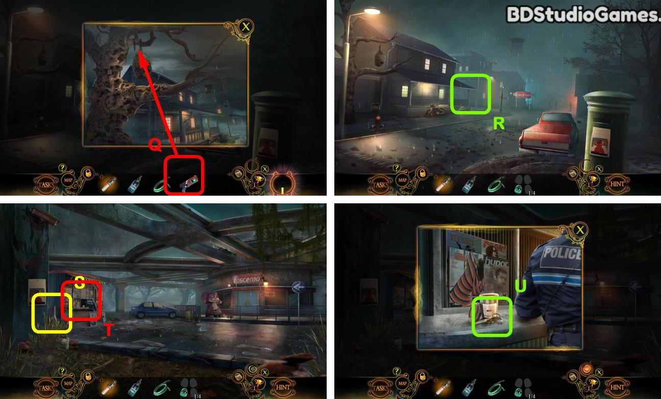 Phantasmat: Deja Vu Walkthrough Screenshot 0086