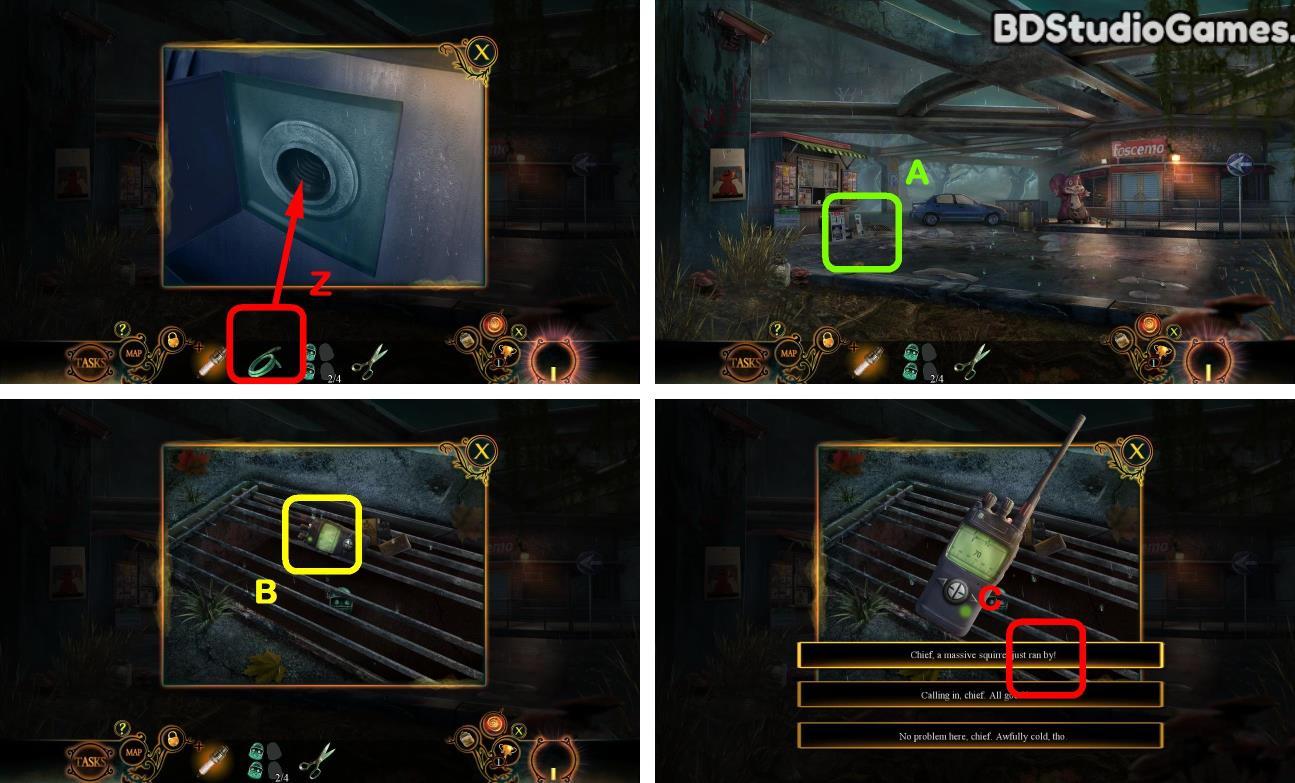 Phantasmat: Deja Vu Walkthrough Screenshot 0088