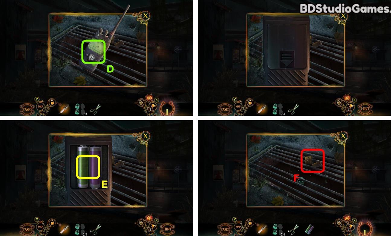 Phantasmat: Deja Vu Walkthrough Screenshot 0089