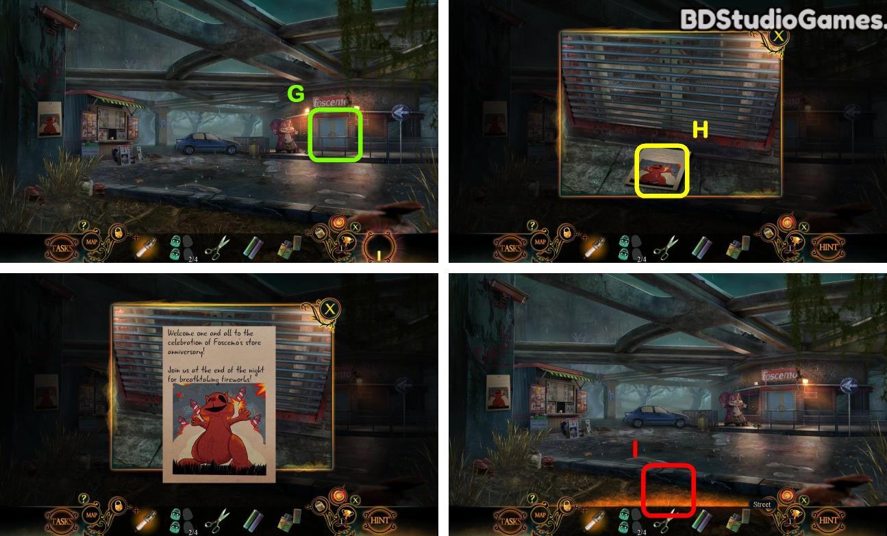 Phantasmat: Deja Vu Walkthrough Screenshot 0090