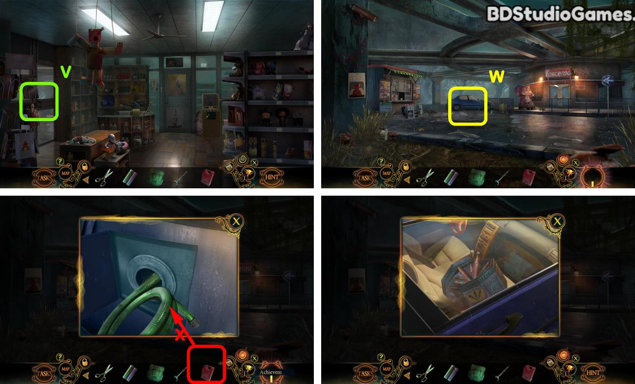 Phantasmat: Deja Vu Walkthrough Screenshot 0094