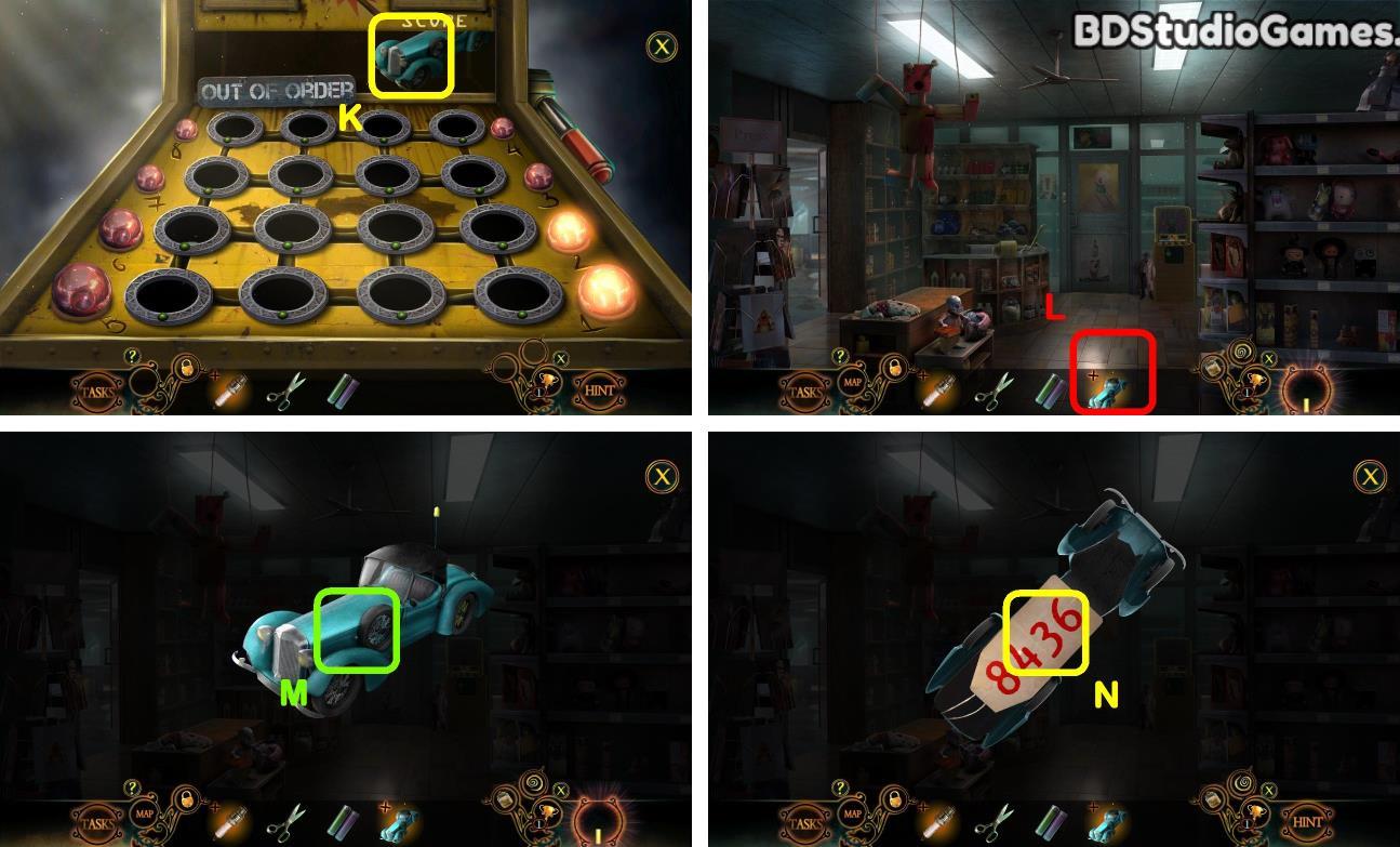 Phantasmat: Deja Vu Walkthrough Screenshot 0098