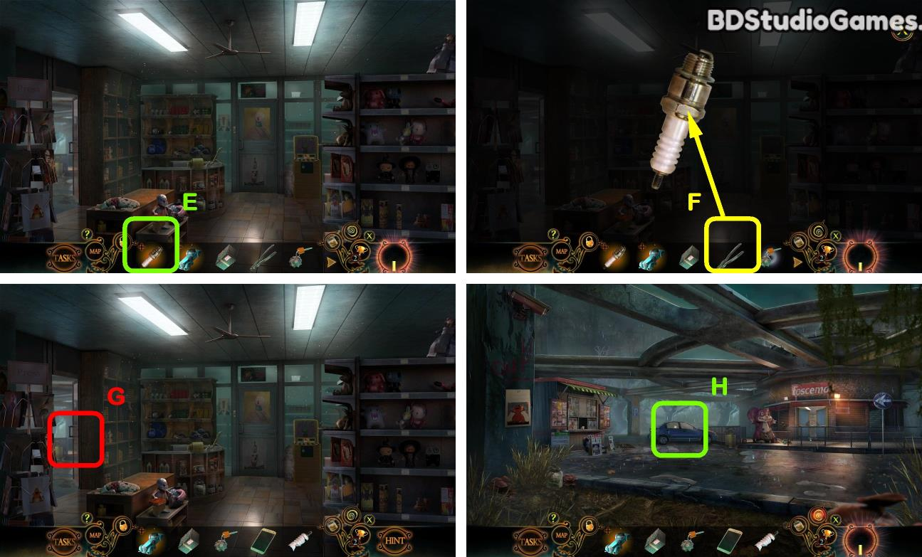 Phantasmat: Deja Vu Walkthrough Screenshot 0103