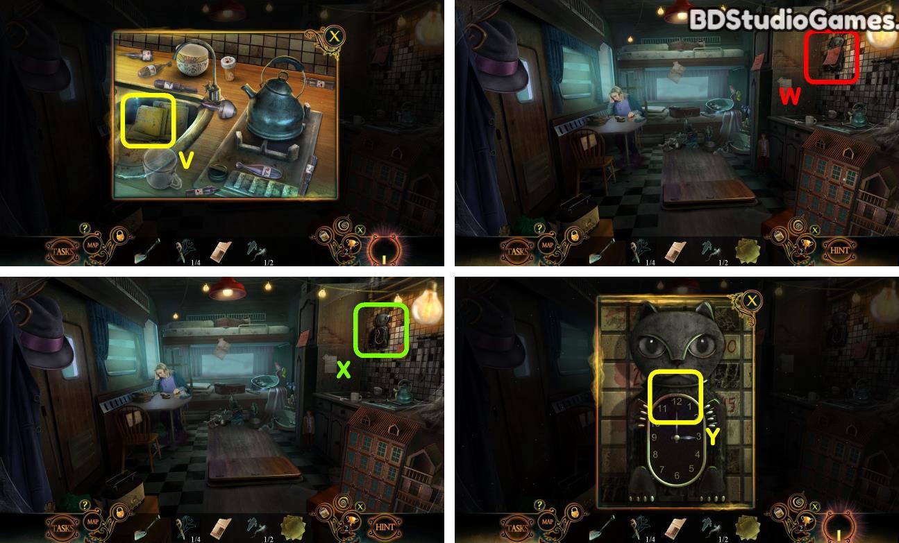 Phantasmat: Deja Vu Walkthrough Screenshot 0113